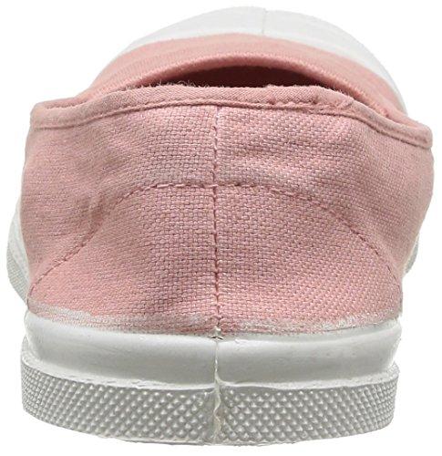 Bensimon Tennis Damen Sneaker Rosa - Rose (Rose Ballerine 442)
