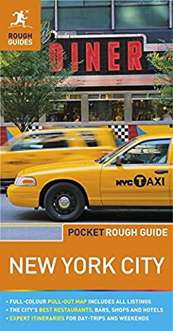 Pocket Rough Guide New York City (Rough Guide
