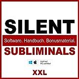 Silent Subliminals XXL (CD): Stille Affirmationen/Suggestionen selber herstellen (Mac+Win) -