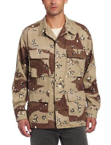 PROPPER Herren BDU Coat xl 6 Color Desert (Camouflage 6-pocket)