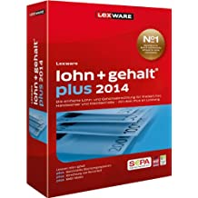 Lexware Lohn+Gehalt Plus 2014 (Version 18.00)