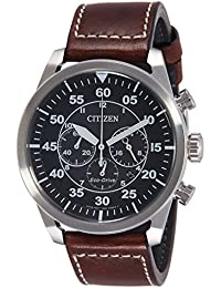 Watch Citizen Eco-Drive Aviator Chrono CA4210-16E