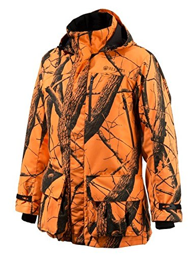 Beretta Jacke Insulated Static Blaze Orange, XXL -