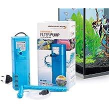 Aquaflow Technology® AIF-611M - Filtro sumergible del tanque de pescados del acuario interno