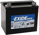 Exide Bike Batterie Motorrad GEL12-30 - 12V - 30Ah...