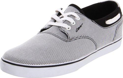 C1RCAValeo - Sport, scarpe stringate lifestyle uomo , Multicolore (Stripe nero), 43