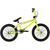 Diamondback Junior BMX Remix 18 Inch Wheel Bike in Yellow - Frame Size 10 Inch