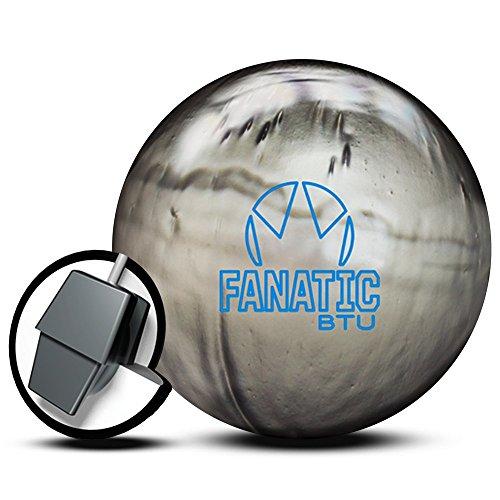 Brunswick Fanatic BTU Pearl Bowlingkugel, Fanatic Btu Pearl, silber