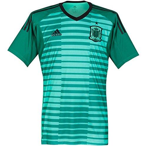 Camiseta selección española fútbol portero  - Original Adidas 2018 - Adulto