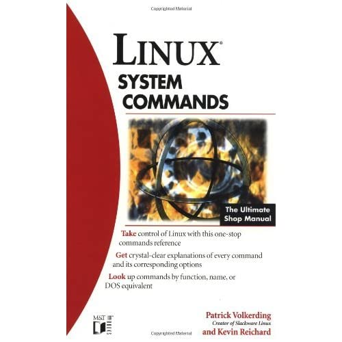 Linux System Commands by Patrick Volkerding (2000-04-04)