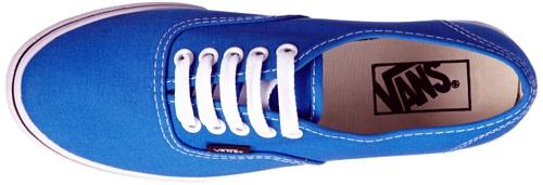 Vans Authentic Lo Pro, Unisex - Erwachsene Sportschuhe - Skateboarding Blau (directoire blue)
