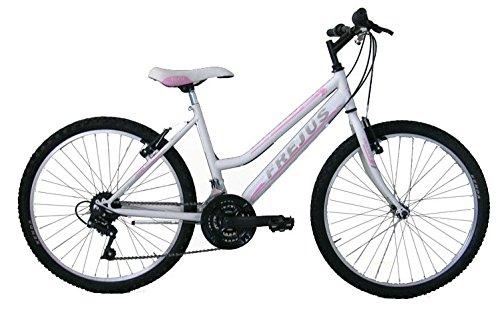 "FREJUS - Bicicleta 24"" Mtb Niña 18 Velocidades"