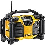 DeWalt DCR016 XR Site Workshop Portable Radio 18v / 240v