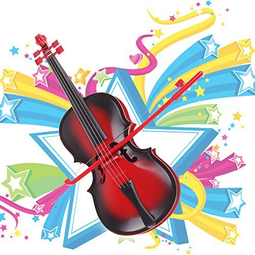 vktechr-red-kids-educational-creative-gift-toys-simulation-children-violin-musical-toys