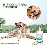 AniForte VET Kamillen-Ohrreiniger 250 ml – Naturprodukt für Tiere - 3