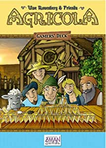 Z-Man Games 7026F - Agricola: The Gamers Pack