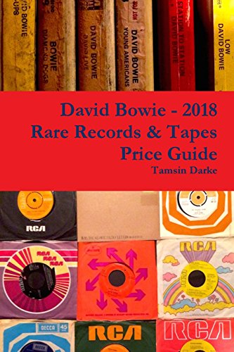 David Bowie - 2018 Rare Records & Tapes Price Guide