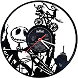 Wanduhr - Nightmare before Christmas