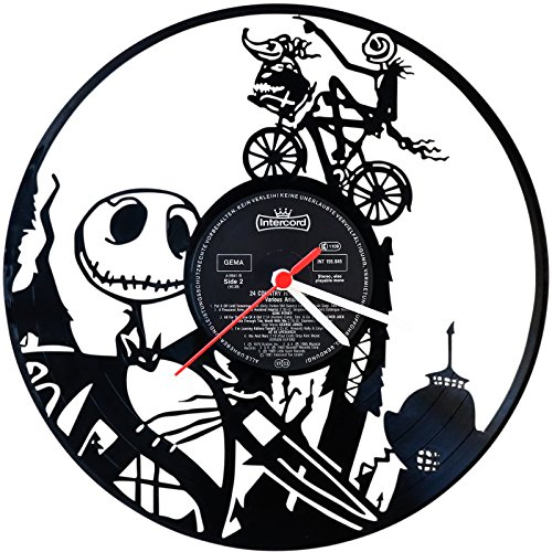 Wanduhr – Nightmare before Christmas