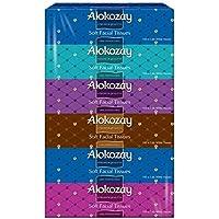 Alokozay Soft Facial Tissue - Pack of 6 Boxes (6 x 100 Sheets x 2 Ply)