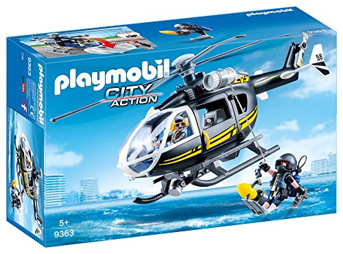 Playmobil City Action 9363 Child figure toy kit for kids - toy figure kits for kids (5 year (s), Child, Multicolor)
