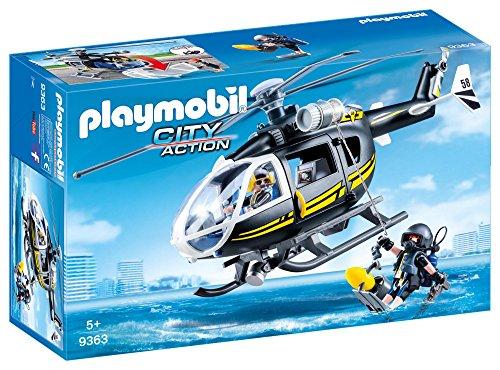 Playmobil City Action 9363 Niño kit de figura de juguete para niños - kits de figuras de juguete para niños (5 año(s), Niño, Multicolor)