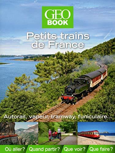 Geobook petits trains de France