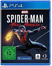 Marvel's Spider-Man: Miles Morales - [PlayStation 4 inkl. kostenlosem Upgrade auf
