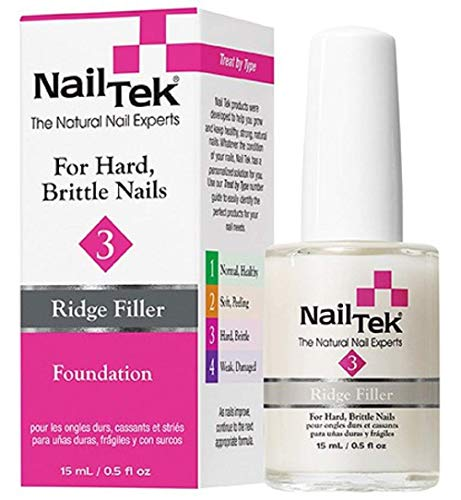 Nail Tek FOUNDATION III, 15 ml