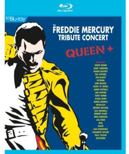 Freddie Mercury Tribute Concert / Various - Freddie Mercury Tribute Concert / Various