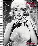 Marilyn 2018 - Buchkalender, Taschenkalender, Diary - 16,5 x 21,6 cm