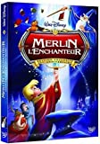 Merlin l'enchanteur   Reitherman, Wolfgang. Monteur