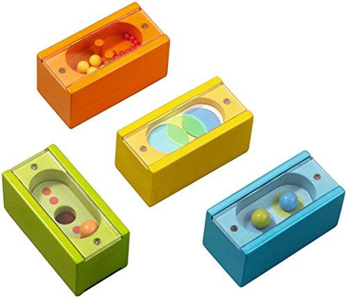 Haba 5122 Entdeckersteine Rundherum, Kleinkindspielzeug