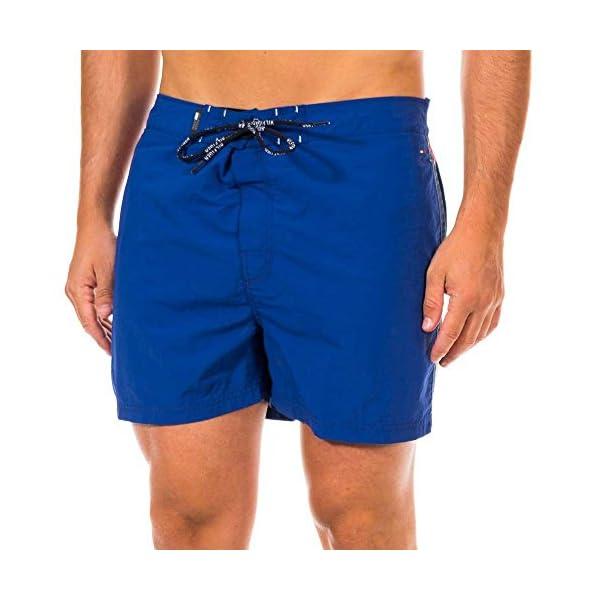 Tommy Hilfiger – BAÑADOR Hombre – Color: Azul