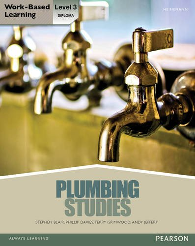 Level 3 Diploma in Plumbing Studies Candidate handbook for sale  Delivered anywhere in UK
