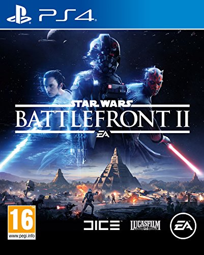 Electronic Arts Star Wars Battlefront 2 Spiele Playstation 4 - Action Game