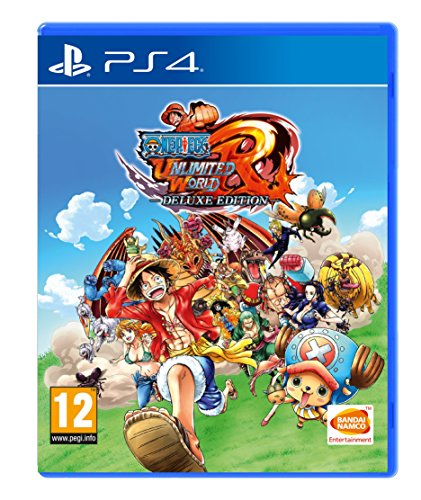 Foto One Piece Unlimited World Red - Deluxe Edition - PlayStation 4