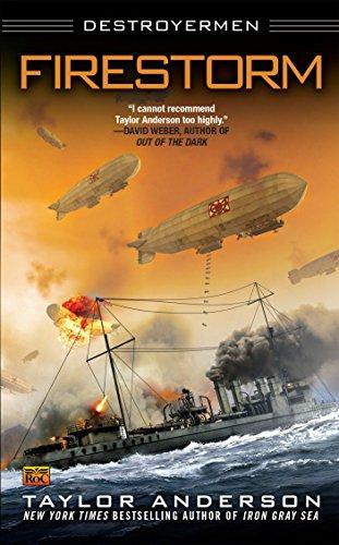 Firestorm (Destroyermen) por Taylor Anderson