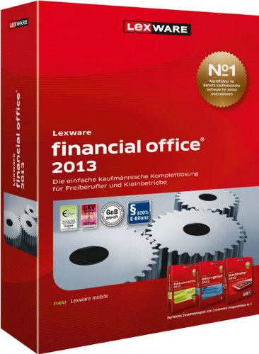 Lexware Financial Office Juli 2013 Zusatzupdate (Version 17.50)