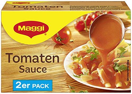 Maggi Delikatess Doppelpack Tomatensoße, 18er Pack (18 x 78 g Karton)