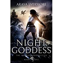 Night Goddess: The Goddess Prophecies Fantasy Series Book 1 (English Edition)