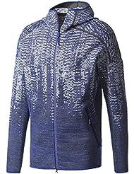 adidas Herren Zne Pulse Kn Hd Sweatshirt