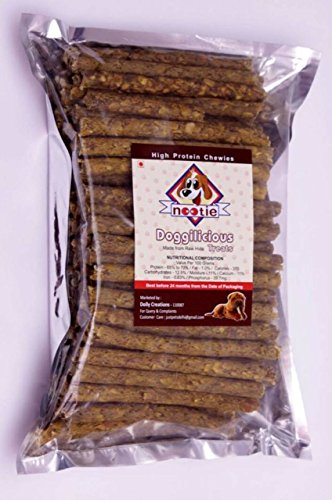 Nootie Mutton Dogilicious Chicken Flavoured Munchies