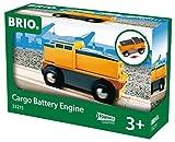 BRIO World 33215 - BRIO World Frachtlok