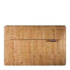 Corkor Case MacBook Pro 13 for School Rustic Cork