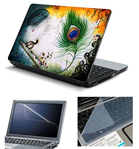 Namo Art 3in1 Laptop Accessories Combo Kit Laptop Skins 15 6 inch Stickers with Laptop Screen Protector and Laptop KeyGuard