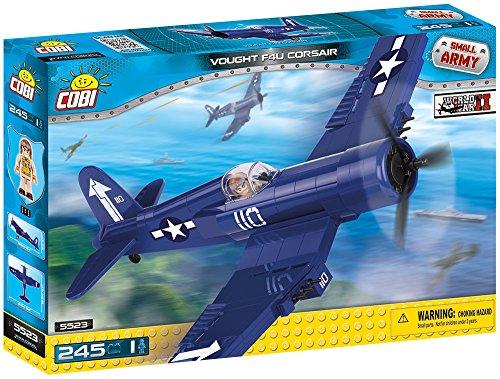 Preisvergleich Produktbild COBI 5523 - Vought F4U Corsair, blau