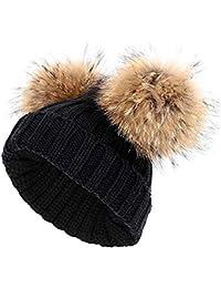 Outlet-Boutique angenehmes Gefühl neueste Kollektion Suchergebnis auf Amazon.de für: mütze mit zwei bommeln ...