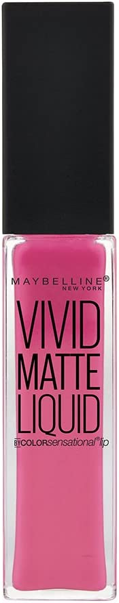 Maybelline Vivid Matte Lipstick Number 20, Coral Courage