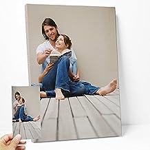 Lienzo Personalizado con tu Foto - Panoramico - Formato 60 x 120 cm.